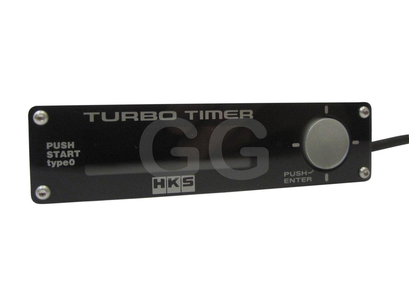 hks turbo timer type 0 installer subaru 2013